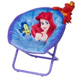 disney ariel saucer chair