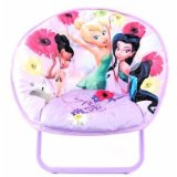 disney fairies saucer chair